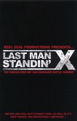 Last Man Standin'X